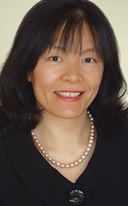 Cathy Wei, CACS Foundation President